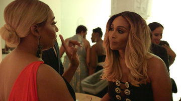 "Nene Leakes ""Talked About Separating"" with Gregg Leakes"