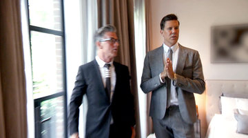 Fredrik Eklund Is Looking for a Family That Is YOUNG and RICH!