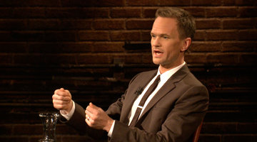 Neil Patrick Harris on the Virtues of Nerves