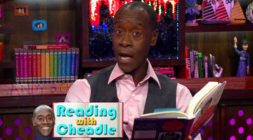 After Show: Don Cheadle Reads Bravo
