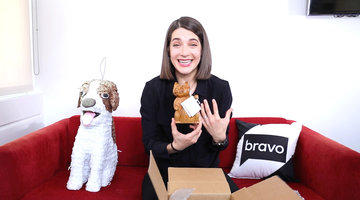 You won't believe the things that get delivered to Bravo HQ!