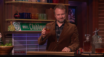 Andy Cohen Grills Rian Johnson on 'Star Wars'