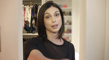 The Designers Are Creating a Mini-Collection for Morena Baccarin