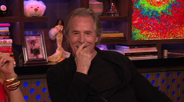 "Don Johnson on the ""Nash Bridges"" Reboot"