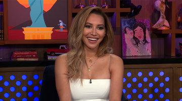 Naya Rivera Says There was No Beef with Lea Michele