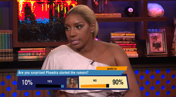 NeNe Leakes Reacts to Phaedra Parks Being Exposed on the #RHOA Reunion