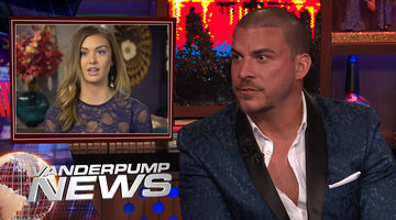 Jax Taylor Shares Vanderpump News