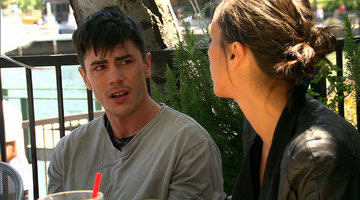 Tom Sandoval Cries at Lunch