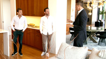 Fredrik Eklund Isn't Thrilled About Having a Mutual Client with James Harris and David Parnes