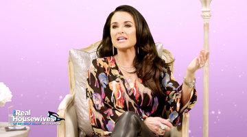 Kyle Richards Thinks Teddi Mellencamp Arroyave Might Have Control Issues