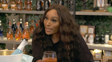 Cynthia Bailey Accuses Nene Leakes of Tearing Down Her Friends