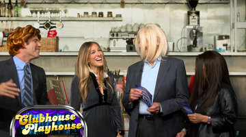 Clubhouse Playhouse with SJP!