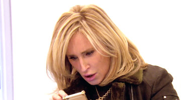 Next on RHONY: A Health Scare