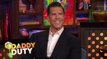 How Fatherhood Has Changed Fredrik Eklund