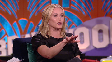 What Would Chelsea Handler Say to Angelina Jolie?