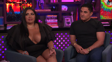 Reza Farahan Dishes on Sex with MJ Javid