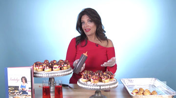 "Kathy Wakile Dishes on the Joys of Dessert...and the ""Sexiest"" Sweet You Can Eat!"