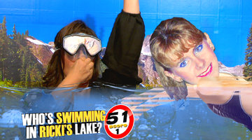 Game Time: Who's Swimming in Ricki's Lake?