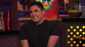 How Reza Farahan Keeps Off the Weight