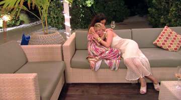 Ramona and Bethenny Have a Heart-to-Heart