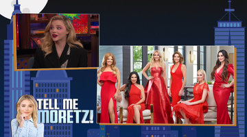 Chloë Grace Moretz on Bravo Friendships & Feuds