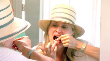 The Tooth Hurts for Sonja Morgan