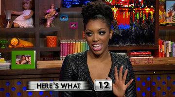 Porsha Responds to 'Railroad Gate'