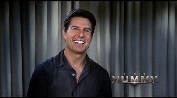 Get a Special Look at The Mummy