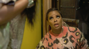 Eva Marcille Gets Some Tough Love from Dr. Jacqueline Walters