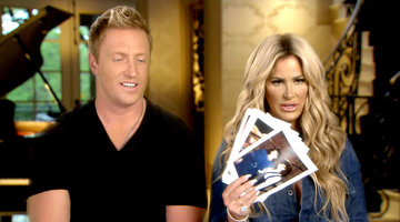 Kim Zolciak-Biermann Reviews Old Photos...