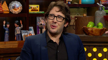 Josh Groban Dishes on The Biebs
