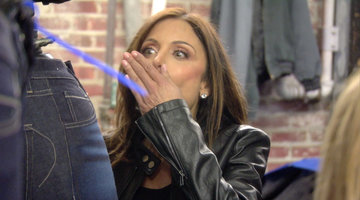 Sonja Morgan Doesn't Take Herself Too Seriously...and Bethenny Frankel Loves That