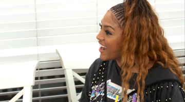 "Drew Sidora Has a Very Special Gift for Her ""Biggest Fan"" LaToya Ali"