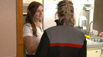 Brooke Laughton Tells Off Hannah Ferrier