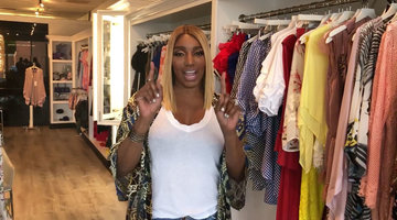 NeNe Leakes Offers an Update on Gregg Leakes' Health
