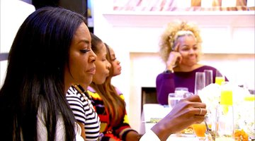 Kim Fields Fires Back at Kenya Moore