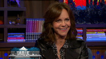 Sally Field Plays Plead the Fifth!