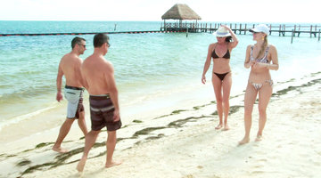 Leah McSweeney and Luann de Lesseps Find New Friends in Mexico