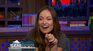 Olivia Wilde Pleads the Fifth!