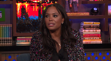 Why Aisha Tyler is Through with Bill Clinton