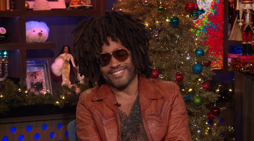 Lenny Kravitz on Zoe Kravitz Working with Ex Nicole Kidman