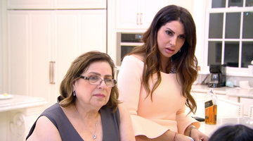 Jennifer Aydin's Daughter Confronts Her Grandmother About Her Beliefs