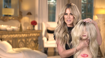 Kim Zolciak-Biermann Introduces You to Her Favorite Wigs