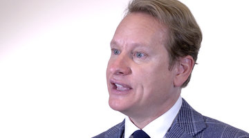 Carson Kressley Discusses Competing on The New Celebrity Apprentice