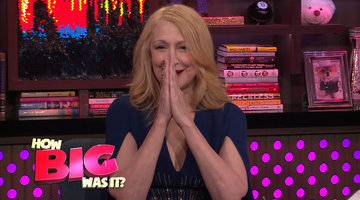 Patricia Clarkson Says Justin Timberlake is Well Endowed