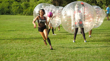 #RHOP Plays Bubble Soccer