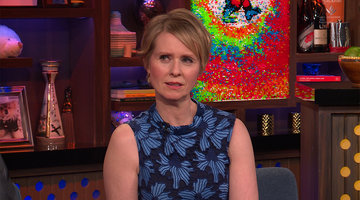 Cynthia Nixon on Being Quoted in Ivanka Trump's Book