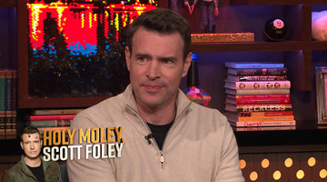 Scott Foley Calls Tyra Banks Worst On-Screen Kiss