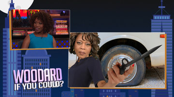Has Alfre Woodard Slashed Someone's Tires?