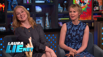 Fun Facts About Laura Linney & Cynthia Nixon'